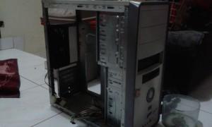Chasing atau Kerangka CPU